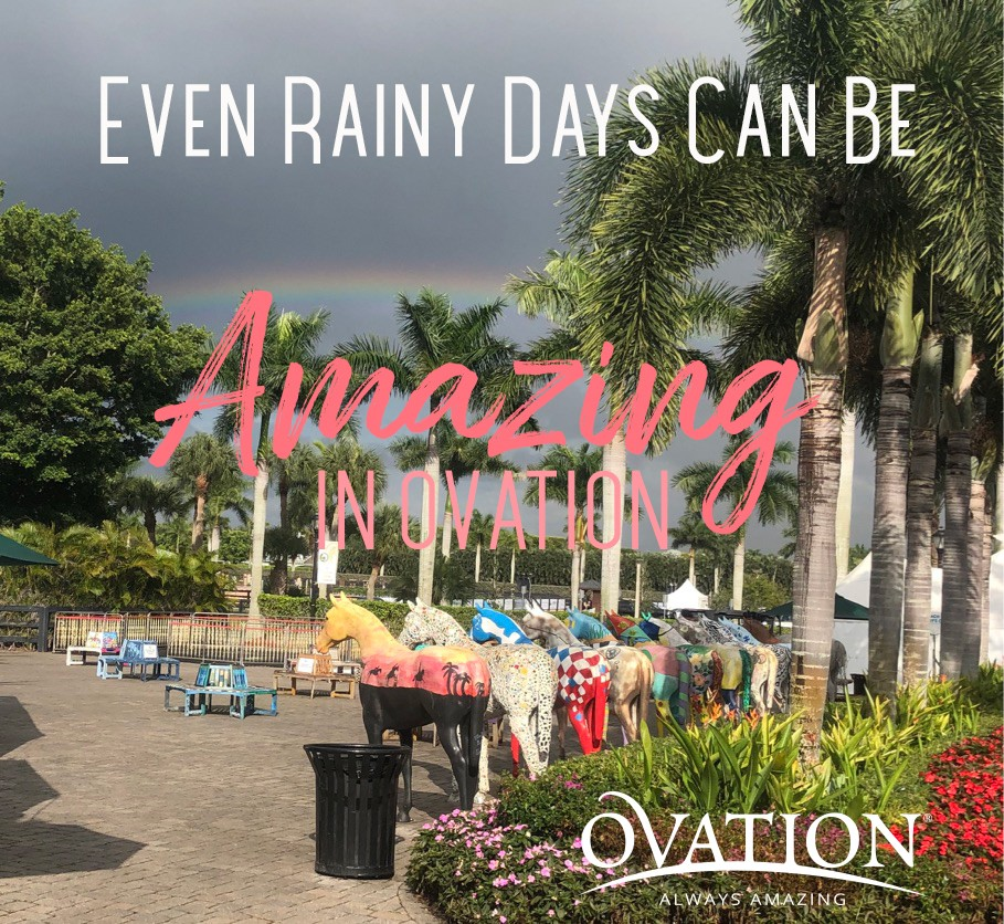 Rain Rain Go Away – What we can do when it doesn't