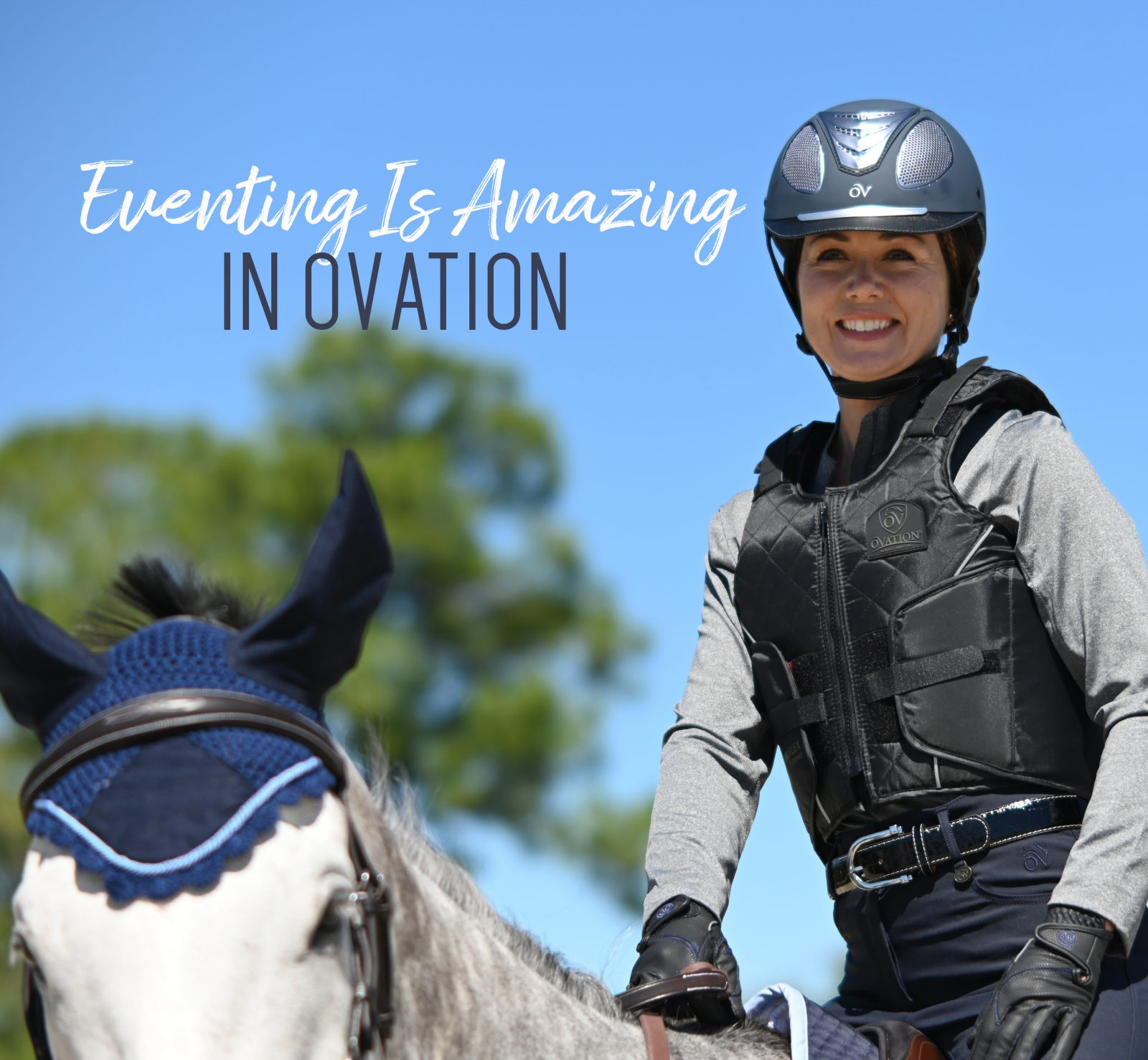 Ever been curious about trying Eventing?