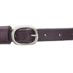 English Leather Spur Strap