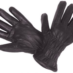 Winter Leather Show Gloves – Ladies'