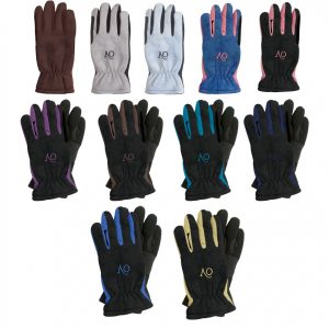 Polar Suede Fleece Gloves – Ladies'
