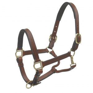Triple Stitched Padded Halter
