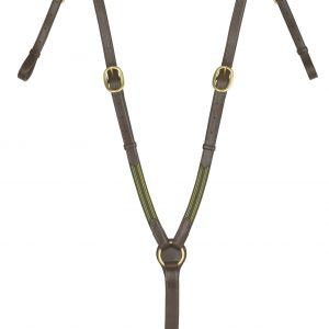 Elite Collection- 3-Point Elastic Breastplate