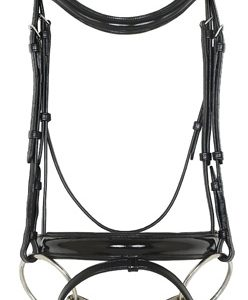 Natalia Crank Flash Dressage Bridle