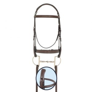 RCS Wide Padded Nose Bridle