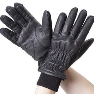 Leather Deluxe Winter Show Glove