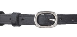 Premium Spur Straps with Round Buckles
