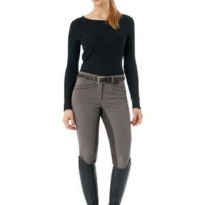 Celebrity  EuroWeave™ DX Front Zip Full Seat Breeches – Ladies'