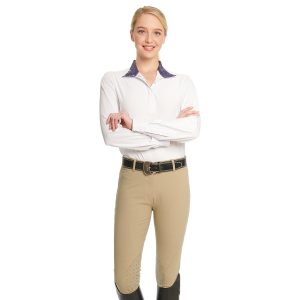 Bellissima Knee Patch Breech- Ladies'