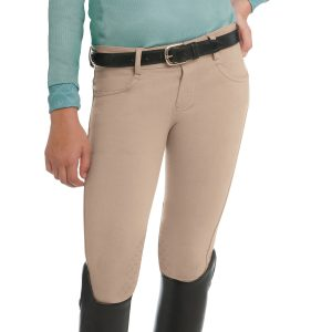 SoftFlex GripTek Knee Patch Breech- Child's