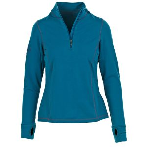 Equinox Quarter Zip Shirt- Ladies'