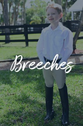 Boys' Breeches