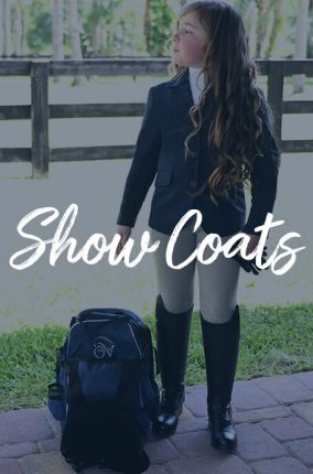 Girls' Show Coats
