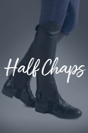 Half Chaps for Women