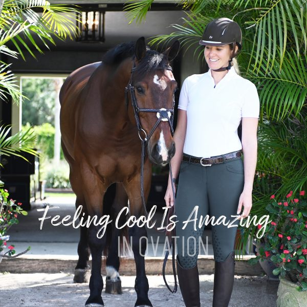 Barn Aisle, Runway, Red-Carpet-Ready with Celebrity Ultra Breeches