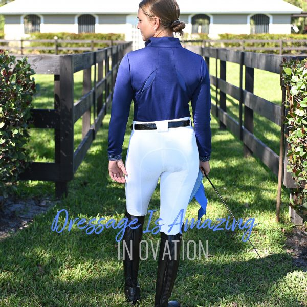 Dressing for Dressage