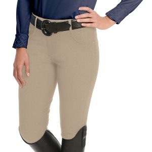 SoftFlex GRIP-TEC™ Knee Patch Breech- Ladies'