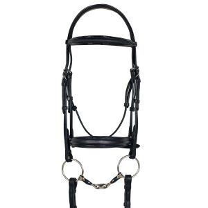 ATS Drop Nose Dressage Bridle