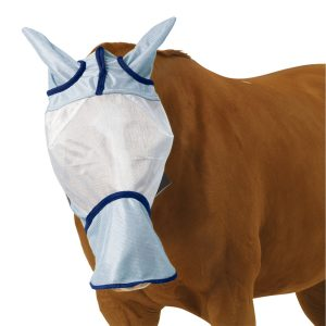 Super Fly Mask with Nose