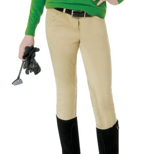 Lauren Knee Patch Breech – Child's