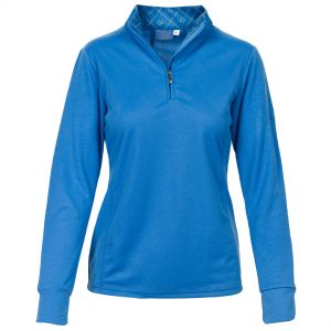 Ladies' Cool Rider Tech Shirt- Long Sleeve