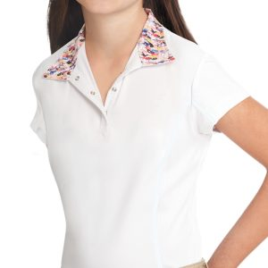Ellie Child's Tech Show Shirt- Short Sleeve