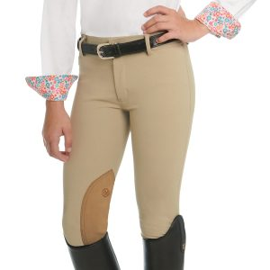 Ovation® Bellissima Classic Knee Patch Breech- Child's
