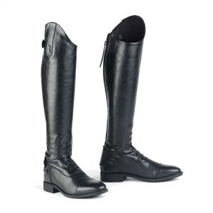 Sofia Black Field Boot- Ladies'