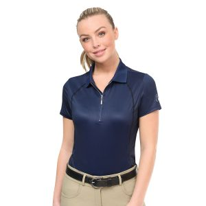 Thesie Tech Short Sleeve Polo
