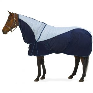 Super Fly Sheet with Neck Cover and Surcingle Belly