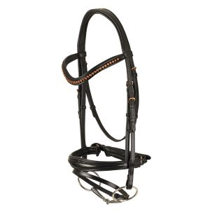 Munich Anatomic Dressage Bridle