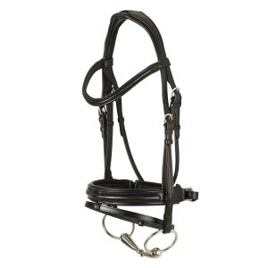 Dortmund Anatomic Dressage Bridle