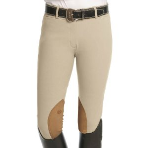 Bellissima II Classic Knee Patch Breech- Ladies'
