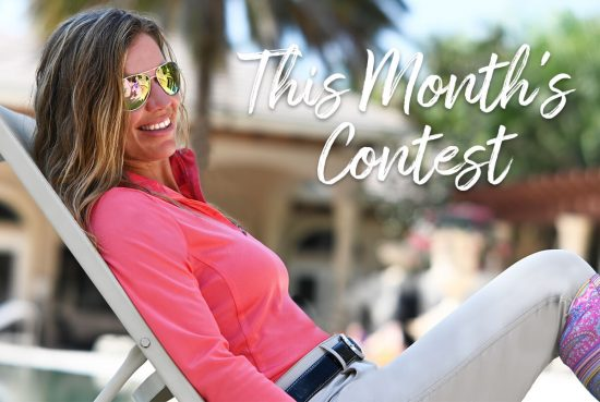 Monthly Contests from Ovation Riding